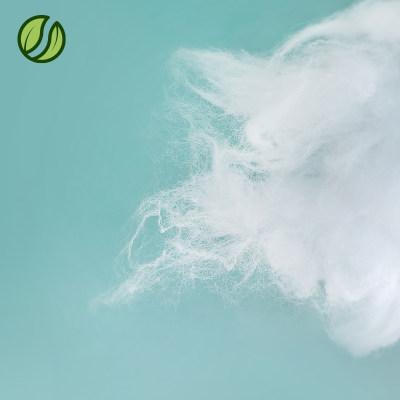 PLA聚乳酸短纤维绿色环保玉米纤维生物基可降解